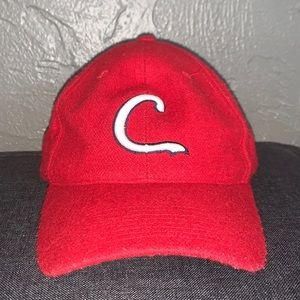 Vintage St. Louis Cardinals Wool Fitted Hat MLB